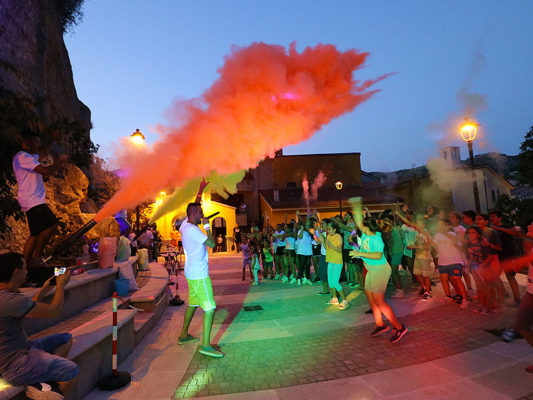 color party potenza